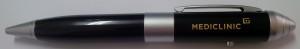 8 Gig Black USB Pens 3 in 1 laser pointer