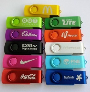 Swivel memory stick usb's Various COLOUR bodies various COLOUR CLIPS memory Capacities