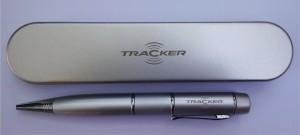 USB Pen 3 in 1 Silver 8 gig in presentation box